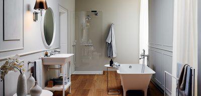 bagno arredo neutro per casa in affitto arredata