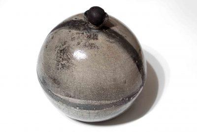 vaso raku - ball