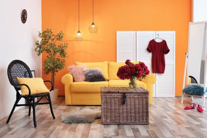 makeover - aggiungere colore alla casa