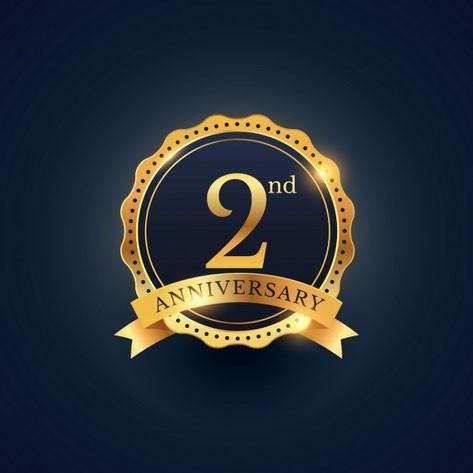secondo anniversario - quattrovani immobiliare