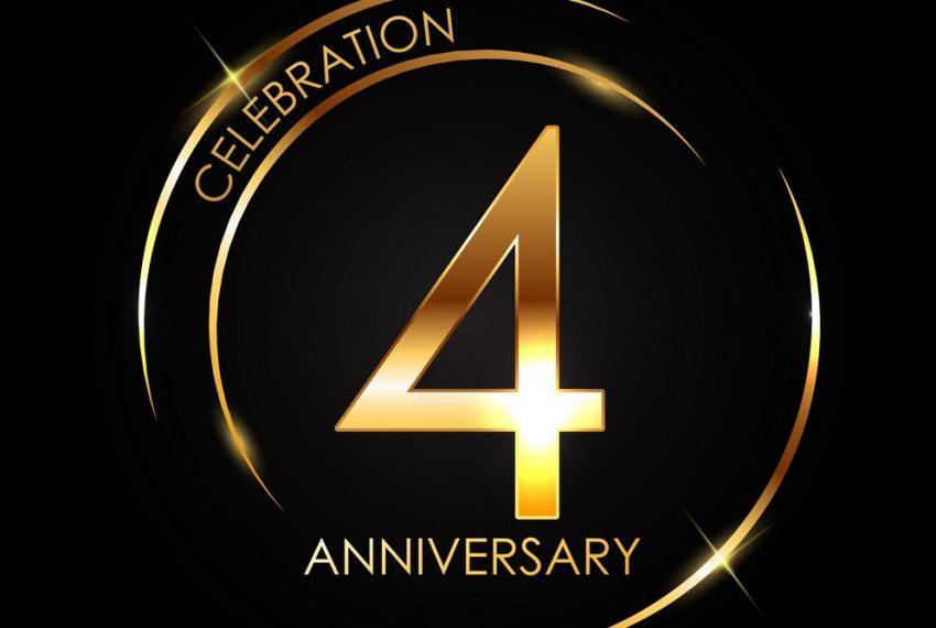 4° Anniversario di Apertura - Quattrovani Immobiliare