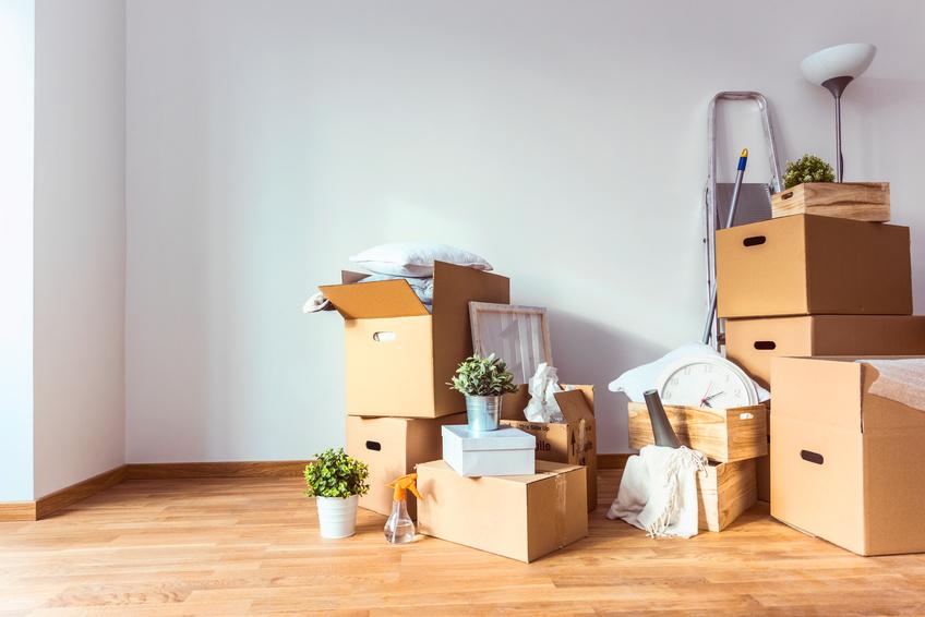 Come organizzare al meglio un trasloco